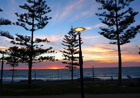West Australia sunset