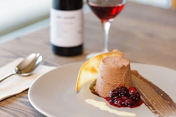 Wither Hills dessert