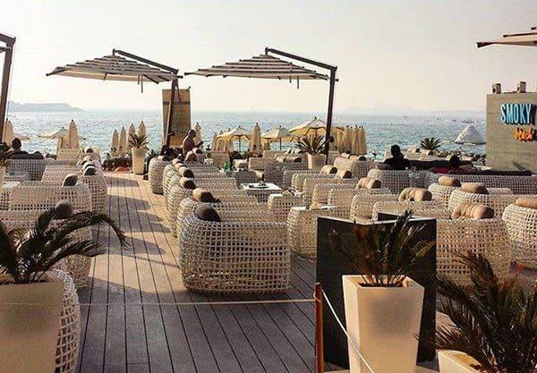 Smoky Beach Dubai
