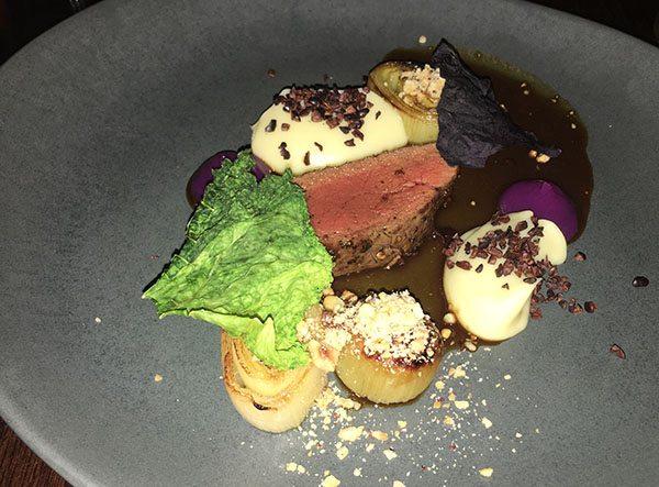Sofitel Auckland restaurant month