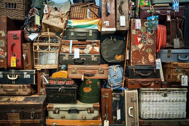 What to pack when travelling