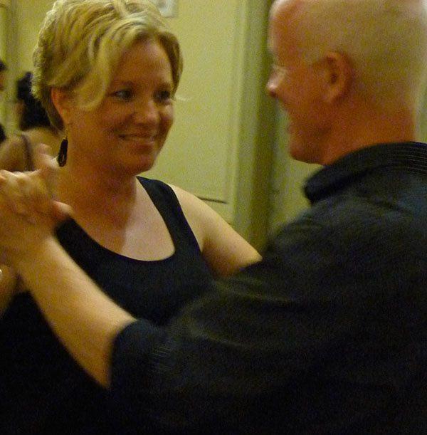 Gerry tango instructor