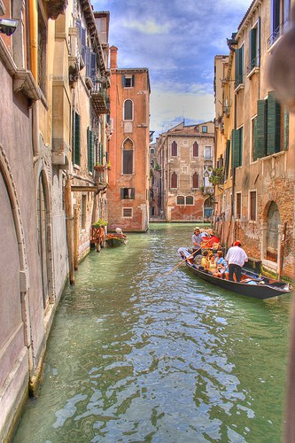 Venice (pic from Maurice)