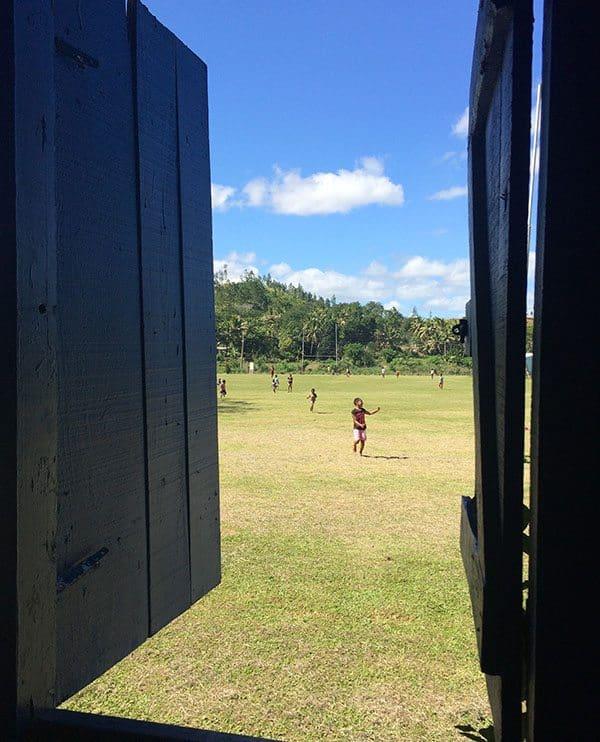 Fiji community project