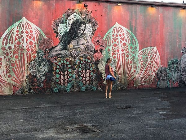 Wynwood arts mural