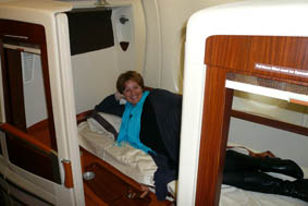 A380 suites - 2 minutes is just not enough!