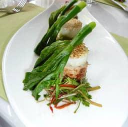 The Garden's Chicken Rice