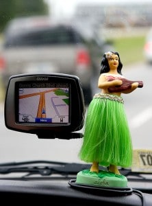 When all else fails trust the hula girl