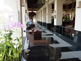 The Pavillion at Sentosa Resort